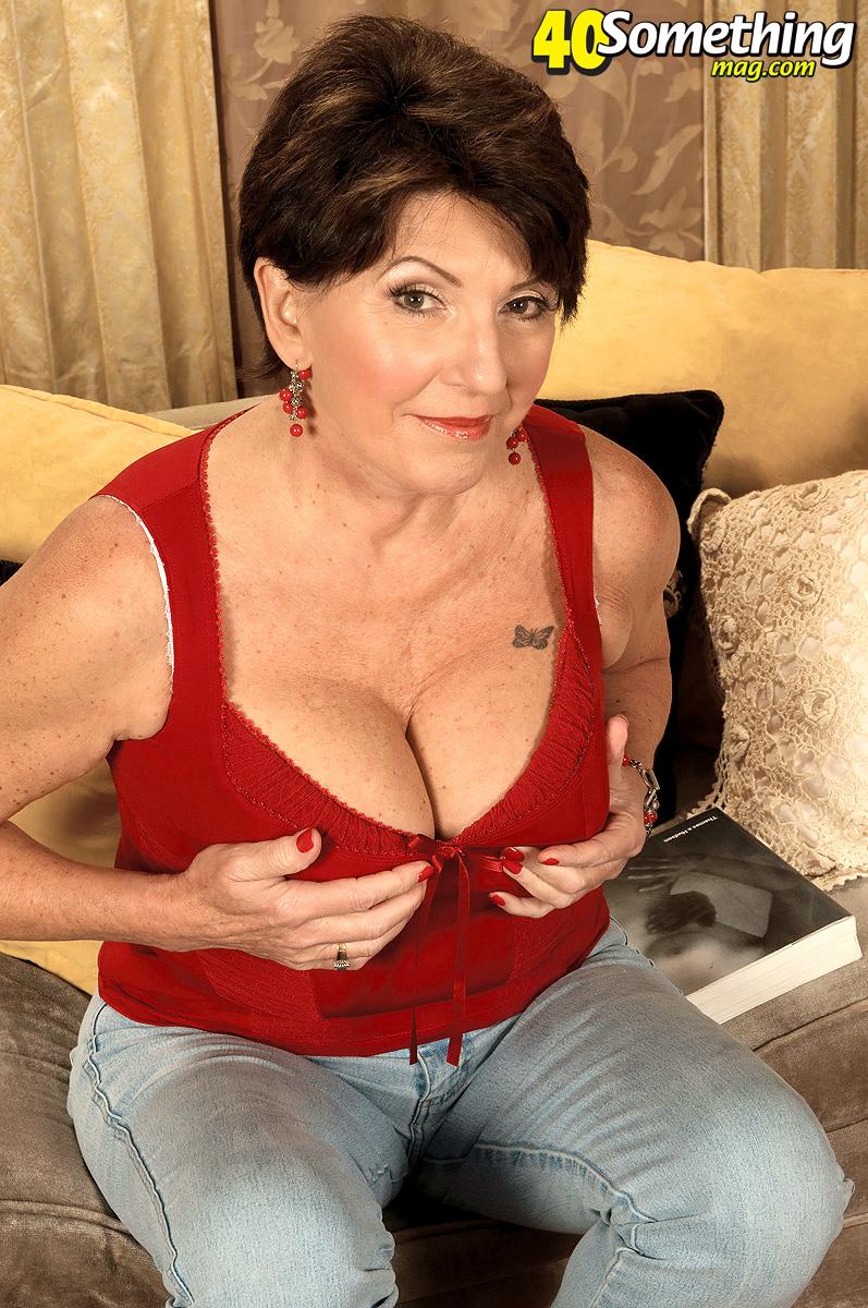 Woman year milf 60 old