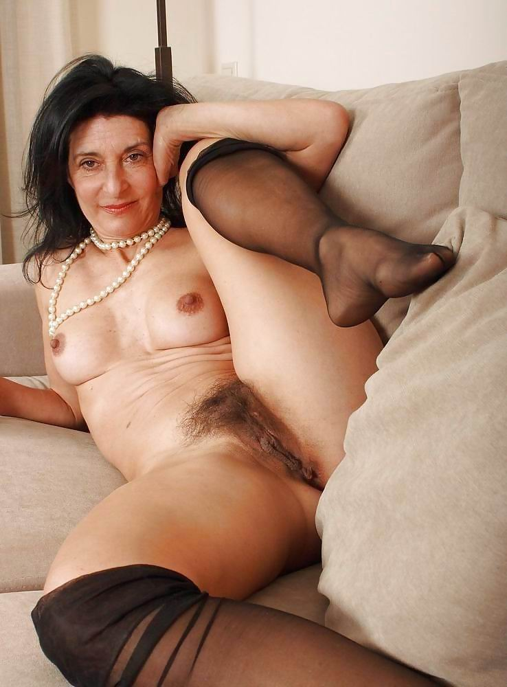 Pussy mature granny Old Women