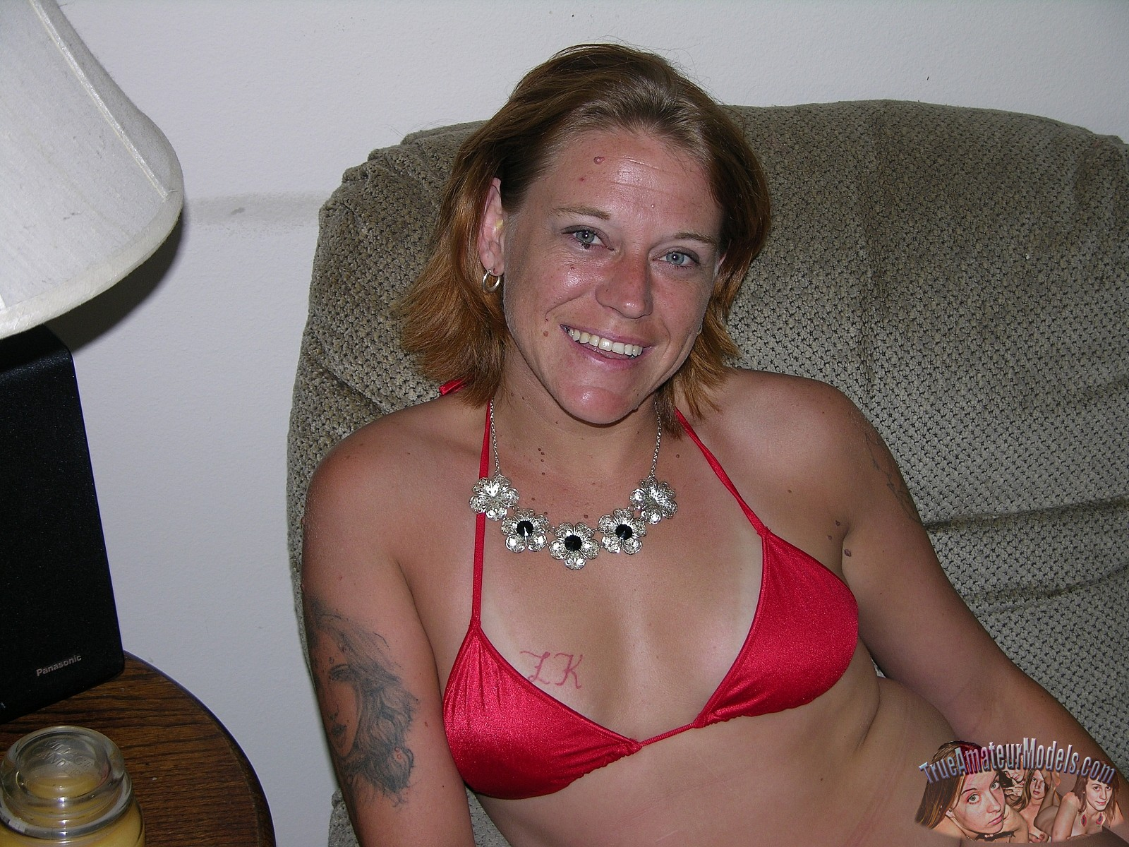 Mature bikinis amateur women